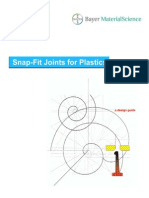 Bayer Snap Fit Joints for Plastics