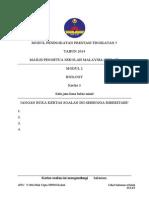 Trial Kedah 2014 SPM Biologi K3