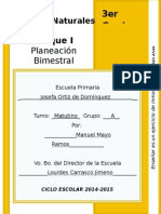3er Grado - Bloque 1 - Ciencias Naturales.doc