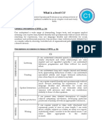 What is a level C1.pdf