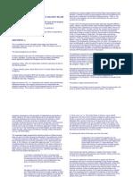 PUBLIC INTERNATIONAL LAW CASES