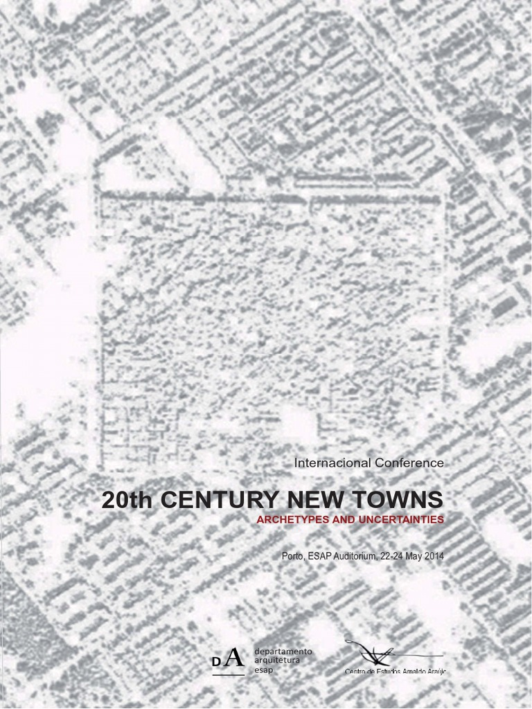 20th Century New Towns Conference Proceedingspdf Scientific C2011 Evy 7 Wire Trailer Diagram Method Madrid
