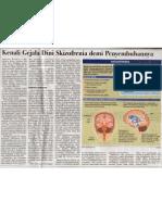 Kenali Skizofrenia Kompas 31 Januari 2005