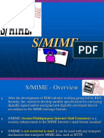 S/MIME