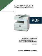 Mp1600 Manual Tecnico