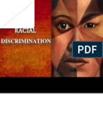 Racial Discrimination REPORT