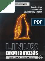 Linux Programozas