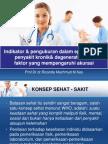 27 Indikator Pengukuran Dalam Epidemiologi Penyakit Kronik