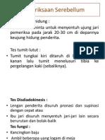 Pemeriksaan Serebellum.pptx
