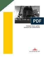 Catalogo Tecnofuni Ganci Sollevamento-Uso Manutenzione e Controllo