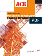 ACE Mobile Tower Crane