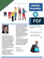PASCD Newsletter