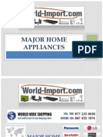 220 Volt Major Appliances - World-Import.com