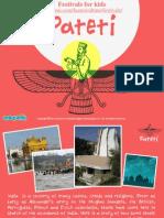 Pateti – Festival – Mocomi.com