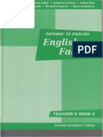 English Factfile Teacher Book 6