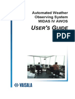Midas IV User's Guide m010027en-f