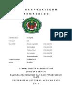 FARMAKOLOGI (analgetik)
