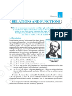 Relations and Functions Ncert