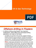 ME4105 NUS Offshore Oil and Gas Technology Lecture 5