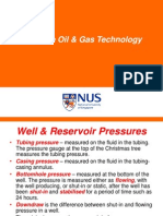 ME4105 NUS Offshore Oil and Gas Technology Lecture 8