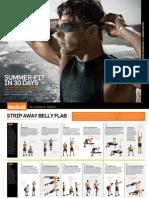 Men's health Workout