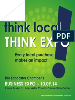 Think Local Think Expo