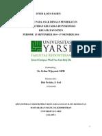Cover - Studi Kasus (Dini Ferizke)