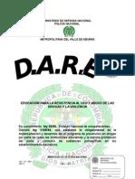 Proyecto Dare i.e Concedo de Bello