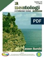 FOSI (2012) - Berita Sedimentologi (Lesser Sunda)