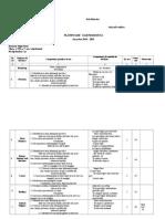 7 High Flyer Intermediate planificare