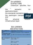 EDI Layered Architecture