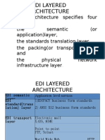 EDI Layered Architecture
