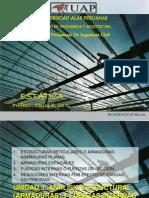 ESTATICA-CLASE-08-ANALISIS ESTRUCTURAL (ARMADURAS)-METODO DE NODOS O JUNTAS-UAP.pptx