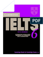Cambridge Ielts 6 Test 1/4