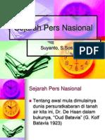 Slide Sejarah Pers Nasional.ppt