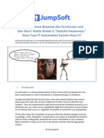 Intelligent Runbook Automation - A Brief from JumpSoft