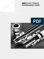 Pasrker EO Fittings