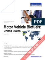 Motor Vehicle Biofuels