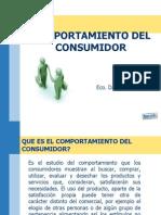 Tema 2 Definición de Comportamiento del Consumidor. principio de Integración Multidisciplinario.ppt
