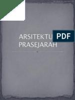 ARSITEKTUR_PRASEJARAH
