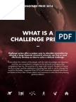 Longitude Prize - Briefing and Methodology