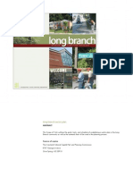 Long Branch Sector Plan - Scope of Work (January 2010)