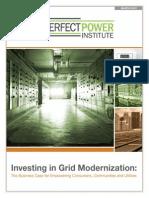 Investing in Grid Modernization