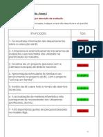 Workshop – Formação - Forum 1 - Enunciados Descritivos - Avaliativos