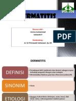 Dermatitis mantep