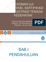 Pedoman uji kompetensi, sertifikasi dan registrasi.pptx