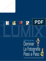 Panasonic Lumix - Manual Fotografia