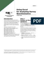 Excel survey.pdf