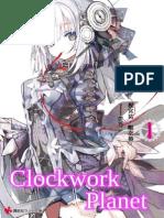 Clockwork Planet - Volume 1