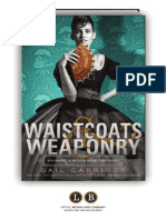 Waistcoats & Weaponry by Gail Carriger (Finishing School Book 3) - PREVIEW